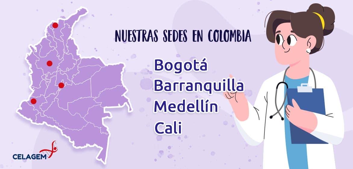 clínicas de fecundación in vitro en Bogotá