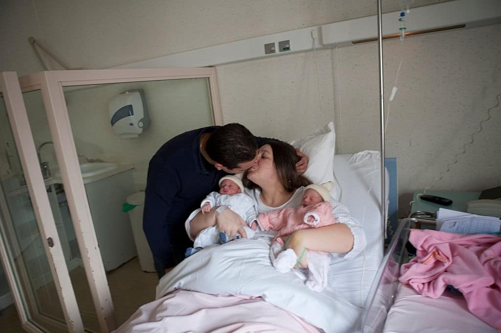 embarazo gemelar