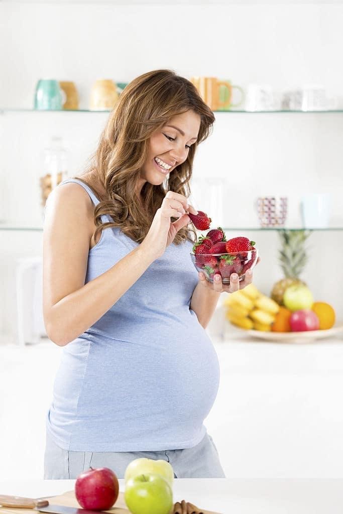 cuidados durante el embarazo fertilidad