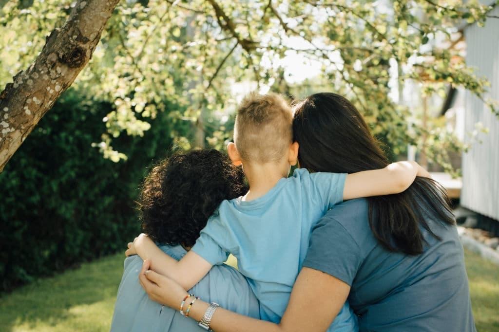 madres lesbianas con hijo fertilidad