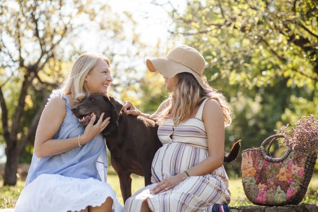 embarazo con mascotas fertilidad