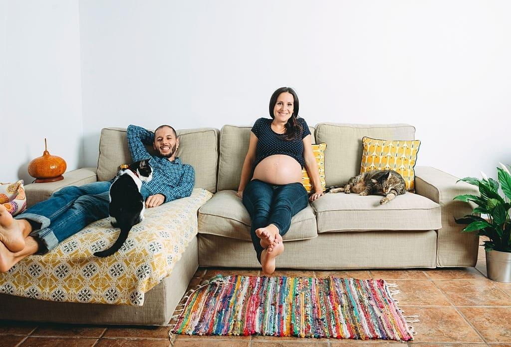 embarazo y las mascotas fertilidad