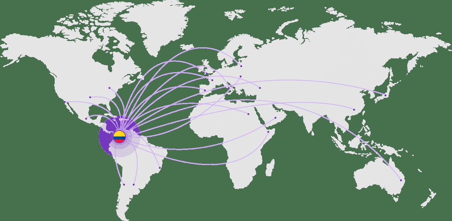 map surrogacy colombia fertilidad